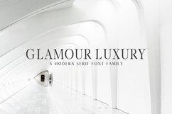 Glamour Luxury Serif Font Family Product Image 1