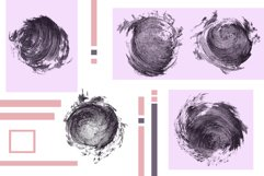 95 Watercolor brushes for PS Product Image 11