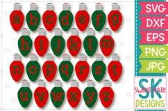 Christmas SVG Bundle - 12 - SVG DXF EPS PNG JPG Product Image 4