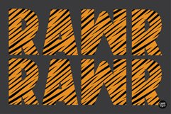 TIGER STORY Color Font Duo Product Image 2