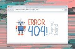 Web Font Haxxel - Pixel Fonts Product Image 3