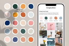 Instagram Highlight Covers Floral Colours Product Image 2