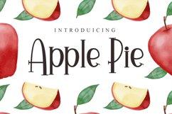 Apple Pie Product Image 1