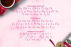 Puppy Love Font Product Image 3