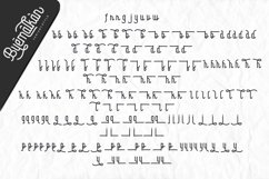 Byemalkan - Monoline Swirly Font - Two Styles Product Image 4
