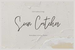 Sun Catcher | Multilingual Handwritten Script Font Product Image 1