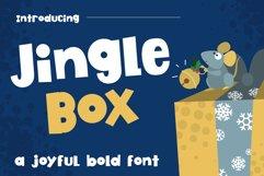 Jingle Box Bold Font Product Image 1