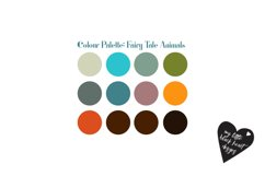 Colour Swatches for AI, PS and Procreate Product Image 4