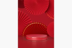 Chinese New Year Mockup Scene Product Image 3