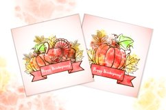 Happy Thanksgiving Set Product Image 2
