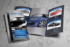 Car Rental TriFold Template Product Image 3