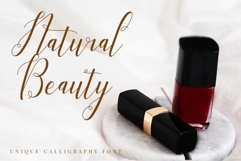 Laniesky - Calligraphy Font Product Image 4