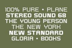 Modernhead Serif Typeface | Font Product Image 4