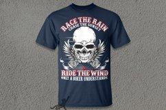 Biker Rain and Wind Product Image 3