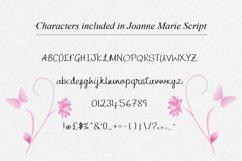 Joanne Marie Script Font Product Image 3
