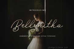Bellynitha Script Product Image 1