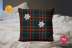 Plaid Pattern. Christmas seamless Pattern. Tartan. Product Image 4