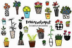 Imperfectionist - Inked Plant pots Product Image 4