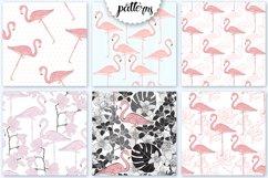 Flamingo. Tropical paradise. Product Image 3