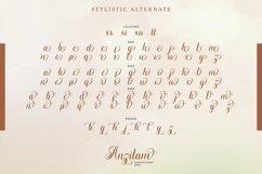 Anzilam-Elegant Calligraphy Font Product Image 3