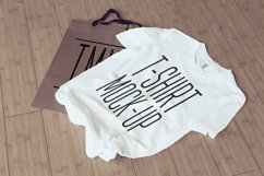 T-Shirt Mock-Up Product Image 1