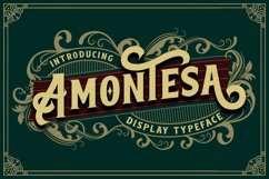 Amontesa Product Image 1