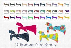Top Knots Clipart Set Product Image 3