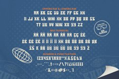 ROPING Font Product Image 4