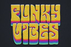 Gruvilicious - Groovy Font Product Image 3