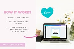 Client Welcome Packet Canva Template | Client Onboarding Product Image 6