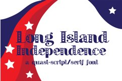 PN Long Island Independence Product Image 1