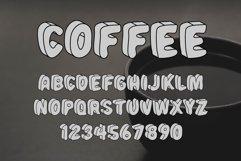 Grigio 3D SVG Color Font Product Image 2