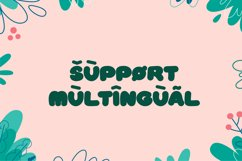 New Rock - Cute Display Font Product Image 2