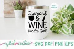 Baseball Wine Bundle SVG, DXF, PNG, EPS Product Image 5
