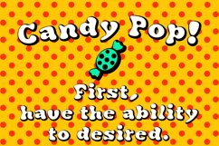 Candy Pop! Product Image 2