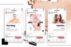 Beauty Instagram 18 Posts Template | CANVA Product Image 4