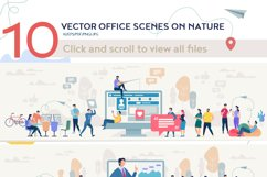 Office People Scenes Product Image 2