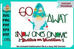 Snow Ones Gnome Product Image 3