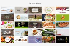 Food Social Media Banners Product Image 3