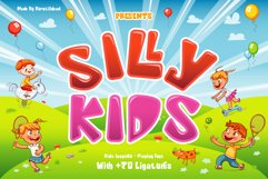 Silly Kids Product Image 1