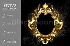 Gold Frame Product Image 1
