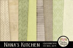 Nana's Kitchen Background Textures Product Image 1