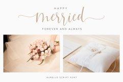 Aurelle Script Font Product Image 4