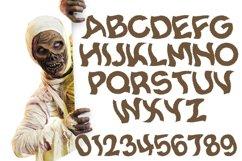Spooky Smoke - Halloween & Twisted Font Product Image 4