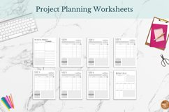 Best Seller Business and Life Weekly Planner Printable PDF Product Image 4