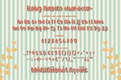 Baby Angelo - Quirky Layered Font Product Image 5