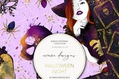 Halloween Night Patterns Product Image 6