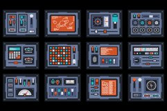 Control Panels Spaceship Product Image 4