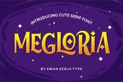 Megloria - Cute Serif Font Product Image 1