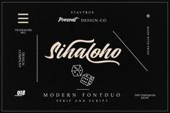 Sihaloho Font Duo Product Image 1